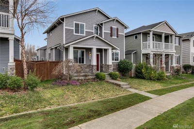 Auburn WA Single Family Home For Sale: $369,960