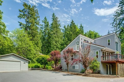 Edmonds Single Family Home For Sale: 17619 76th Ave W