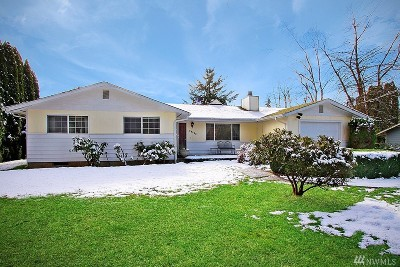 Auburn WA Single Family Home For Sale: $374,999