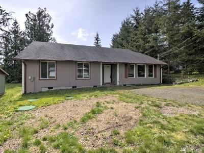 Shelton WA Single Family Home For Sale: $200,000