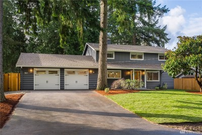 Single Family Home For Sale: 7811 134th Ave NE
