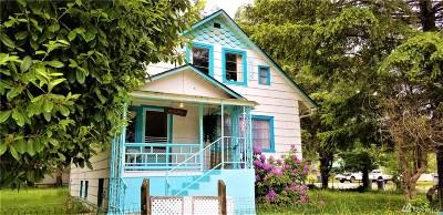 Shelton WA Single Family Home For Sale: $235,000