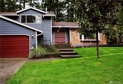 Bellevue Single Family Home For Sale: 16628 SE 17th St