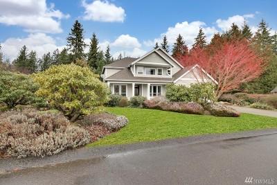 Gig Harbor Single Family Home For Sale: 14104 78th Av Ct NW