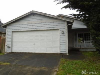 Tacoma Single Family Home For Sale: 3831 E Howe St