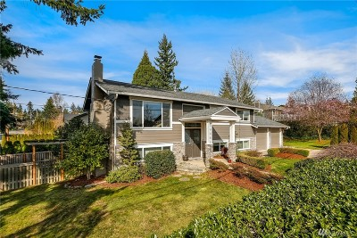 Kirkland Single Family Home For Sale: 604 9th Ave