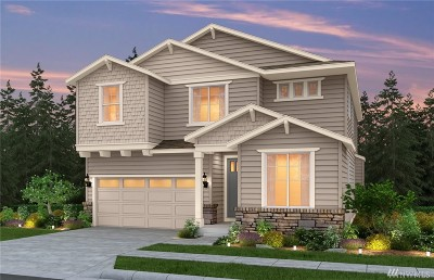 Kirkland Single Family Home For Sale: 13618 NE 129th Dr #41