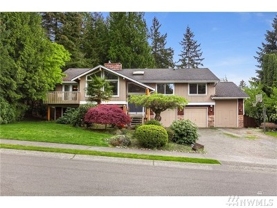 Bellevue Single Family Home For Sale: 14213 NE 12th Place