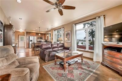 Blaine Condo/Townhouse Sold: 7714 Birch Bay Dr #214