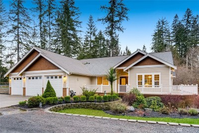 Gig Harbor Single Family Home For Sale: 13420 110th St Ct KPN