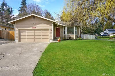 Puyallup Single Family Home For Sale: 15618 88th Ave E