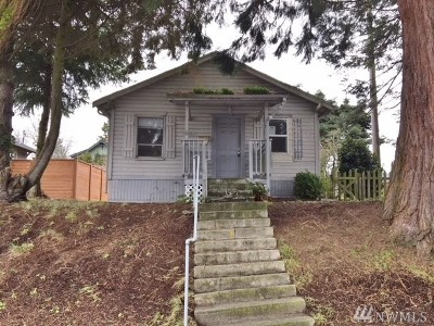 Tacoma Single Family Home For Sale: 4611 N Pearl St