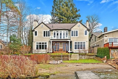 Sammamish WA Single Family Home Pending: $3,500,000