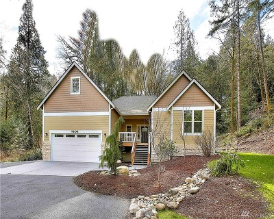 Gig Harbor Single Family Home For Sale: 7606 Artondale Dr NW