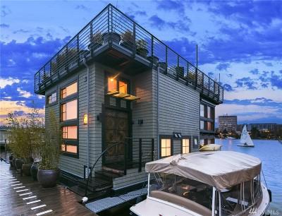 Seattle Single Family Home For Sale: 1214 E Hamlin St #7