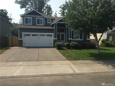 Orting Single Family Home For Sale: 1209 Williams Ct NW