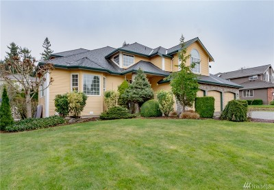 Federal Way Single Family Home For Sale: 30230 17th Ave SW