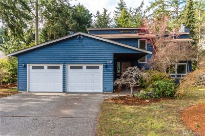 Oak Harbor WA Single Family Home For Sale: $399,000