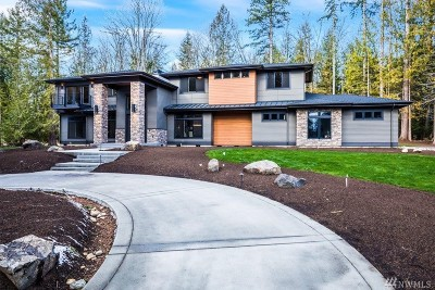 Redmond Single Family Home Contingent: 27138 NE 29th Place