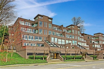 Seattle Condo/Townhouse For Sale: 2101 Westlake Ave N #102