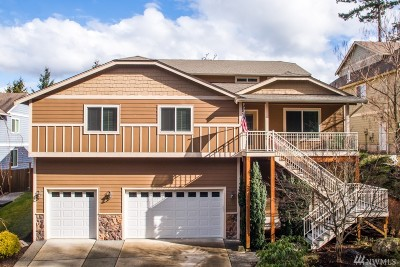 Bellingham Single Family Home Contingent: 1312 Parkstone Lane