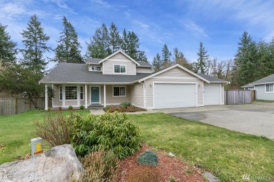 Gig Harbor Single Family Home Contingent: 13601 11th Ave NW