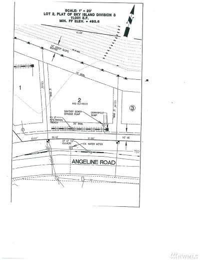 Bonney Lake Residential Lots & Land For Sale: 9922 Angeline Rd E
