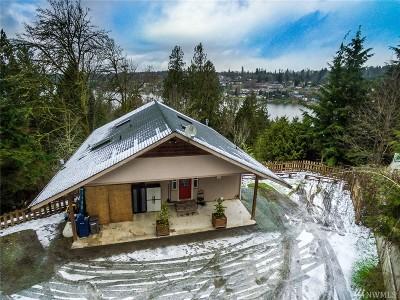 Mount Vernon Single Family Home For Sale: 18653 Blackberry Lane