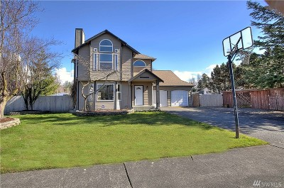 Enumclaw Single Family Home For Sale: 307 Warwick St