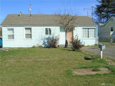 Seattle Single Family Home For Sale: 12620 74th Ave S
