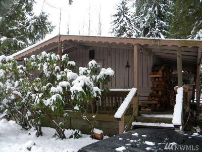 Graham Single Family Home For Sale: 32528 Whitman Lake Dr E