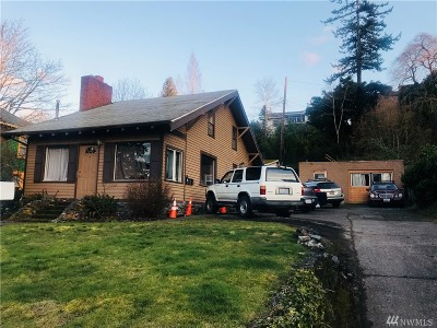 Bellingham Multi Family Home For Sale: 910 Billy Frank Jr St