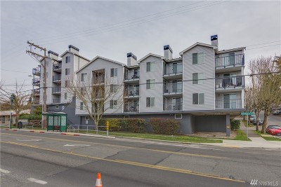 Seattle Condo/Townhouse For Sale: 9200 Greenwood Ave N #B408