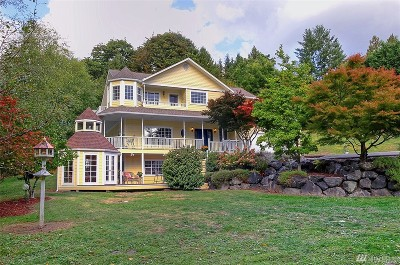 Issaquah Single Family Home For Sale: 15019 237th Place SE