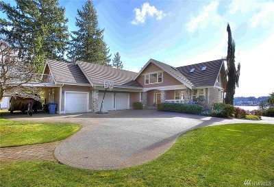 Gig Harbor Single Family Home For Sale: 3007 88th Ave NW