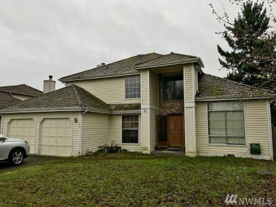 Federal Way Single Family Home For Sale: 1409 SW 349th St