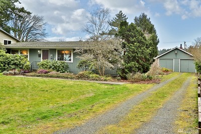 Langley Single Family Home Sold: 625 1st St