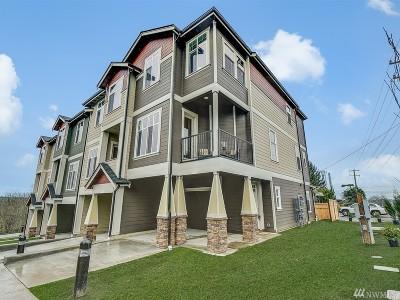 Tukwila Single Family Home For Sale: 5044 S 109th Ct