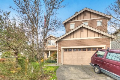 Mountlake Terrace Single Family Home For Sale: 4405 221st Place SW