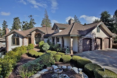 Langley Single Family Home For Sale: 3261 Fox Spit Rd