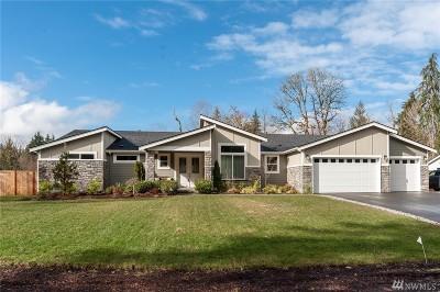 Monroe Single Family Home For Sale: 21930 162nd Dr SE
