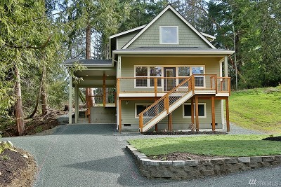Clinton WA Single Family Home For Sale: $397,000