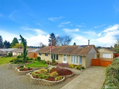 Renton Single Family Home For Sale: 17015 128th Ave SE