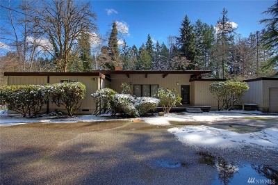 Lakewood Single Family Home For Sale: 7015 Phillips Rd SW