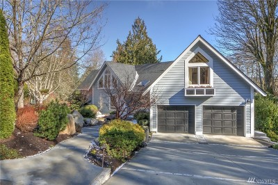Port Ludlow Single Family Home For Sale: 62 S Bay Lane