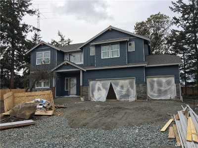 Anacortes Single Family Home For Sale: 3818 Deskin Ct