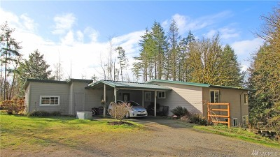 Gig Harbor Multi Family Home For Sale: 14613 Purdy Dr NW #A&B