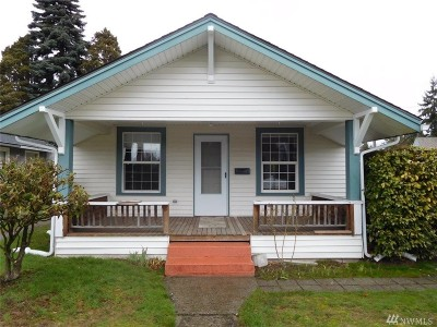 Skagit County Single Family Home For Sale: 522 State St
