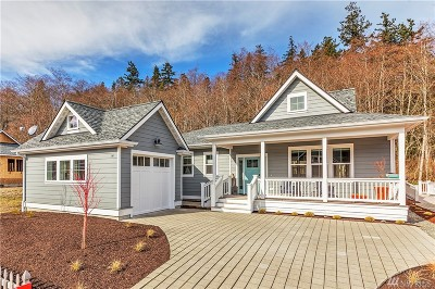 Port Ludlow Single Family Home For Sale: 302 Anchor Lane