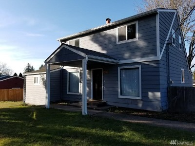 University Place Single Family Home For Sale: 7705 31st St W
